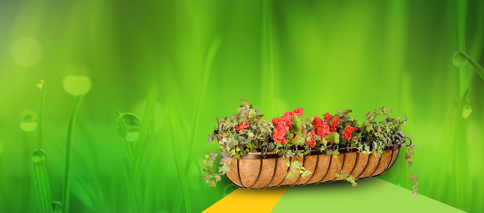 Explore our organic coir gardening products at Gardex 9th International Garden Expo. Tokyo
